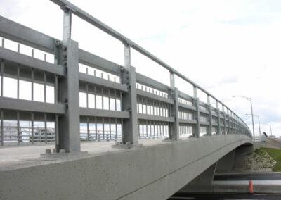 Viaduc de la rue Peps, Université Laval